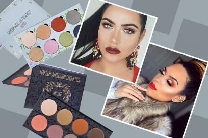 Make up addiction cosmetics make up brand stranieri da tenere d'occh