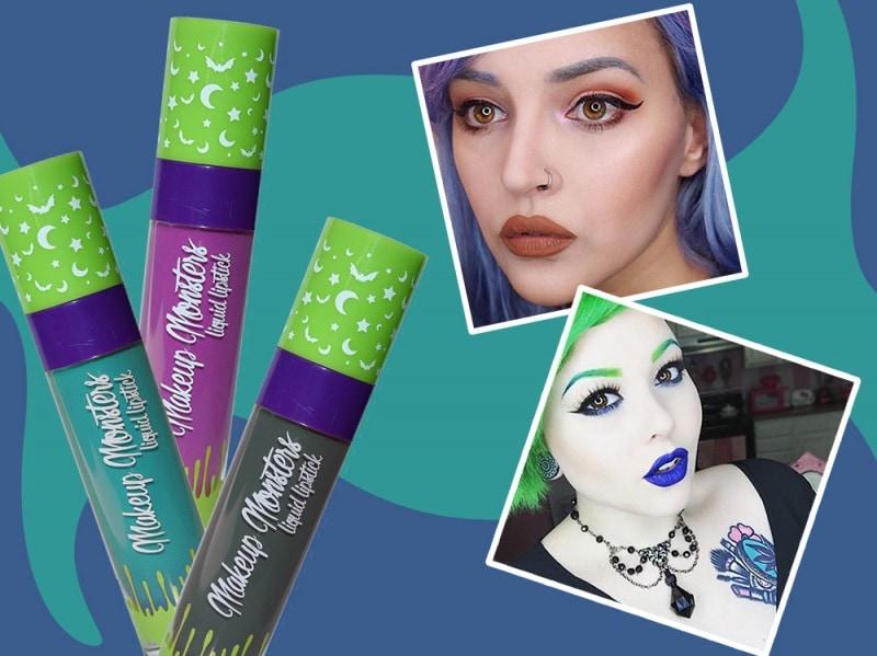 Make up monsters make up brand stranieri da tenere d'occhio