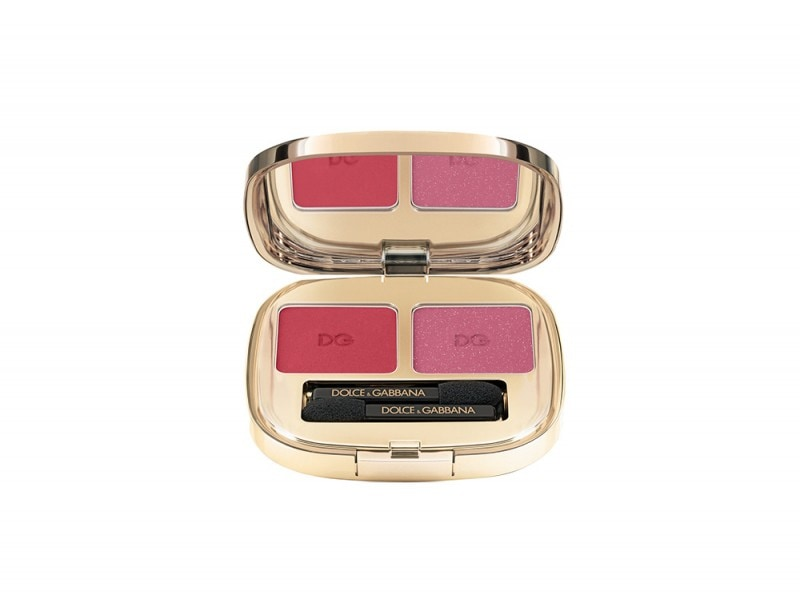 THE EYESHADOW DUO TROPICAL CORAL 135