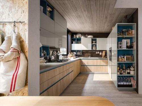 Veneta-cucine-Start-time.go - Foto - Grazia.it