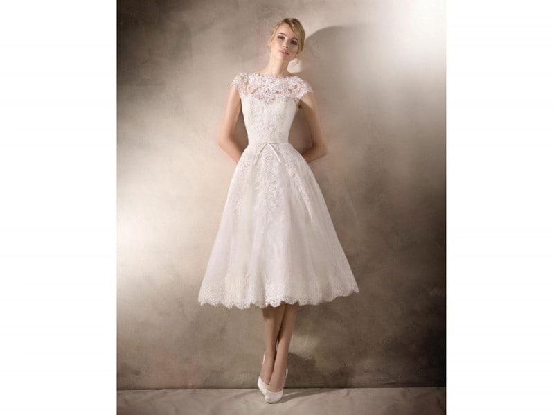 Vestiti da sposa anni 50 60
