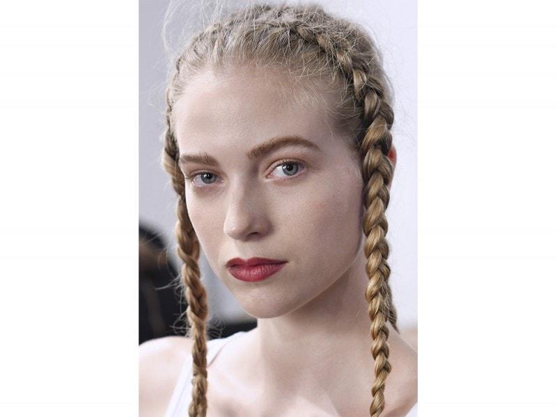 acconciature capelli raccolti primavera estate 2017  (2)