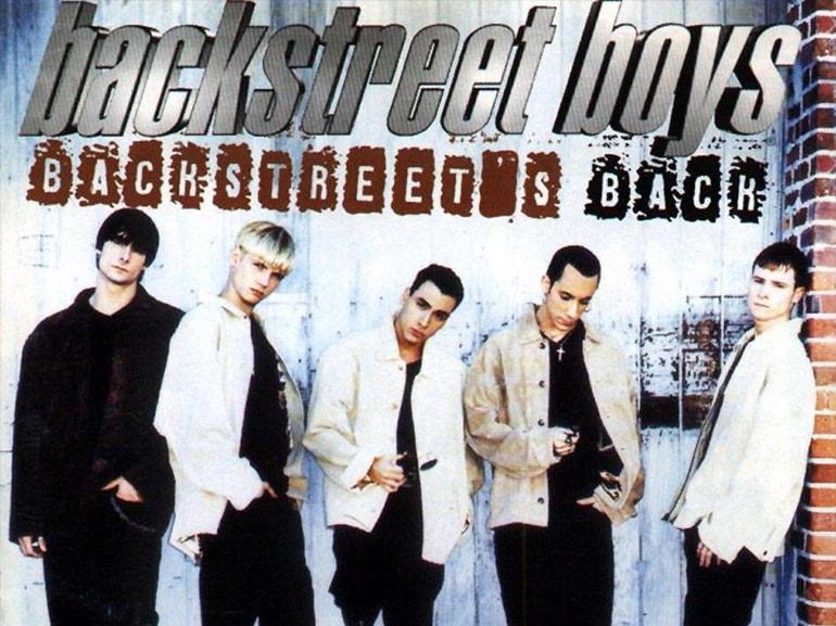 backstreet boys album
