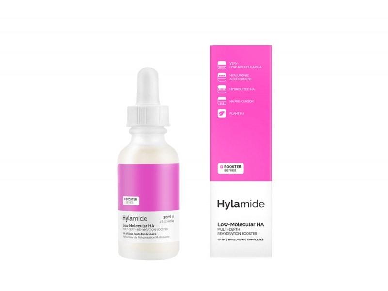 siero viso all'acido ialuronico hylamide