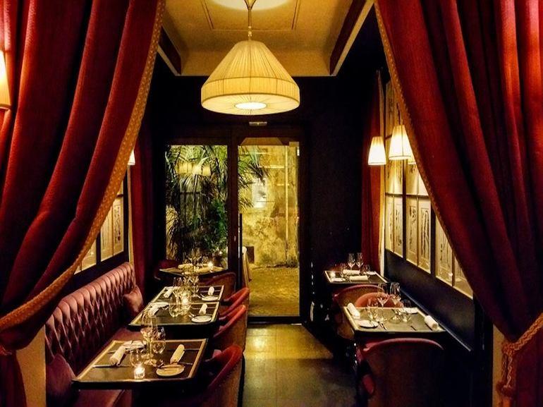 casa coppelle ristorante roma