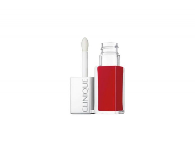 trucco ibrido make up skincare clinique pop oil