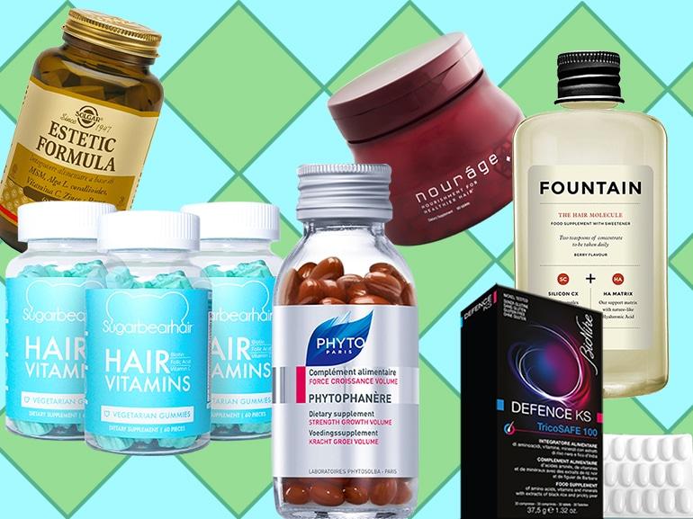 vitamine che fanno bene ai capelli: i migliori integratori