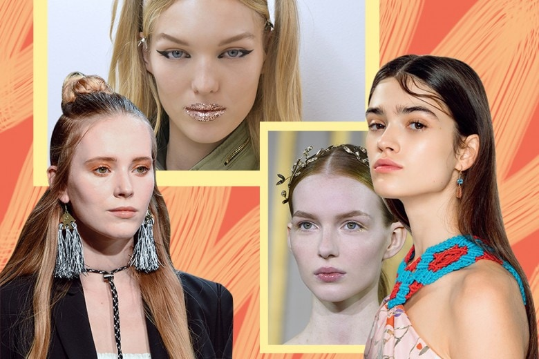 10 trend make up per la Primavera-Estate 2017