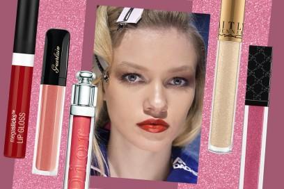 Lip gloss: i più belli, luminosi e scintillanti da provare adesso