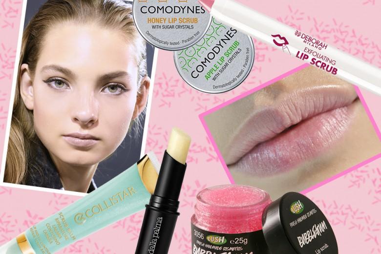 Scrub labbra: i prodotti must have per una bocca idratata e vellutata