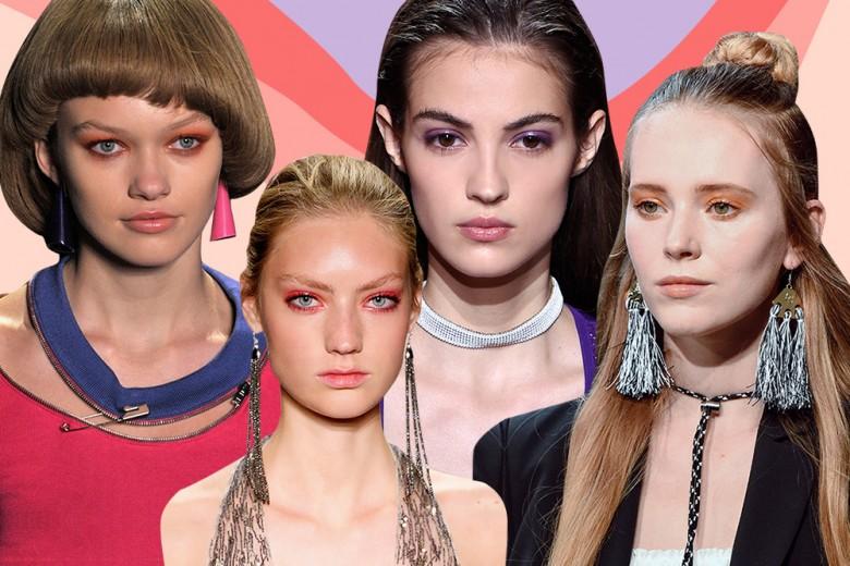 Trucco occhi pastello: il make up si fa colorato per la Primavera 2017
