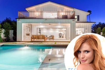 La casa di Bella Thorne a Los Angeles