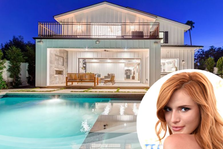 La casa di Bella Thorne a Los Angeles