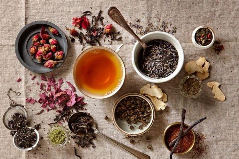 Quello che non sapete di poter fare con il tè (oltre a berlo)