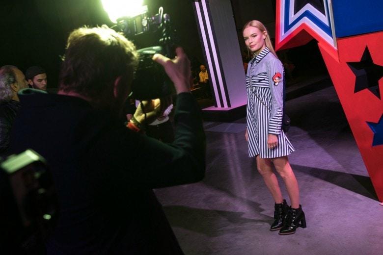 Le star in front row alla London Fashion Week