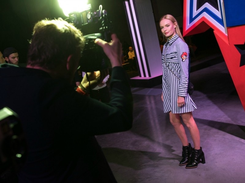 cover london fashion week front row mobile