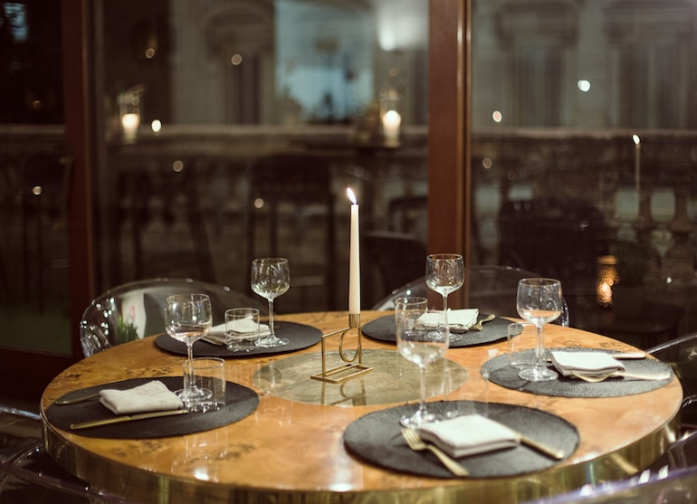 cucina Eliseo teatro ristorante Roma
