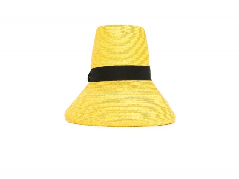 dsquared2-cappello-paglia-giallo