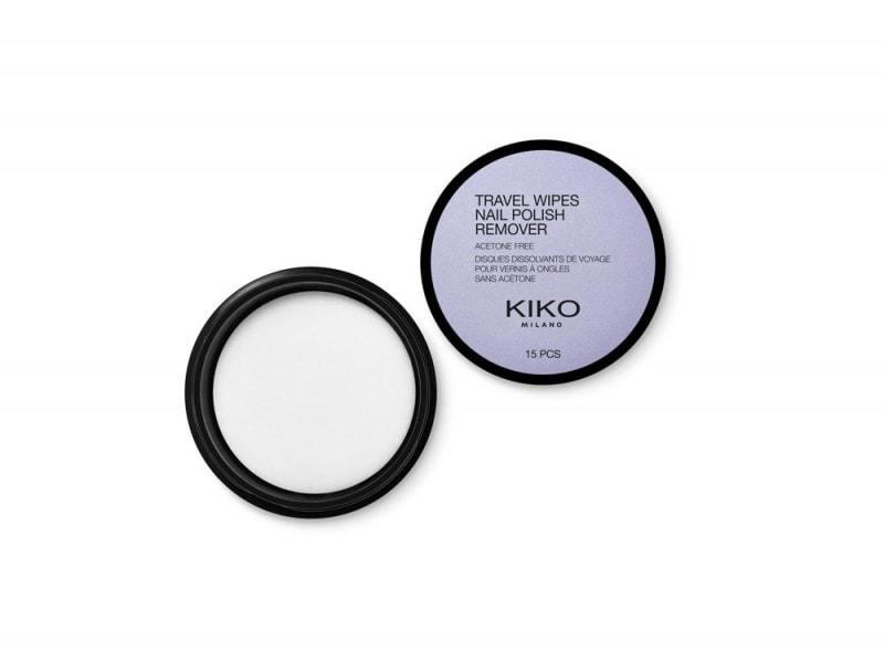 eauty-case-da-ufficio-kiko-travel-wipes-nail-polish-remover