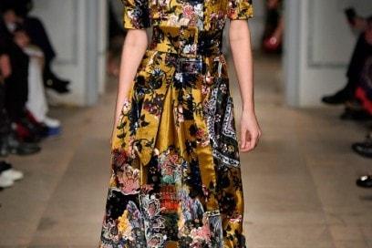 Erdem London Womenswear Fall Winter 17 London February 2017