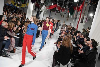 Il debutto di Raf Simons da Calvin Klein