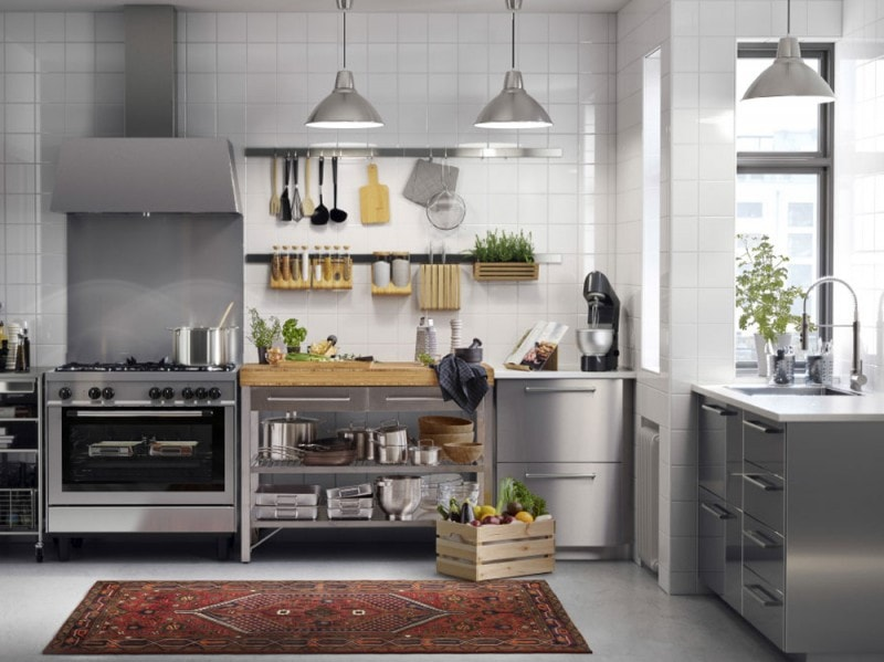 Le cucine pi belle del 2017 for Ikea catalogo cucine 2017