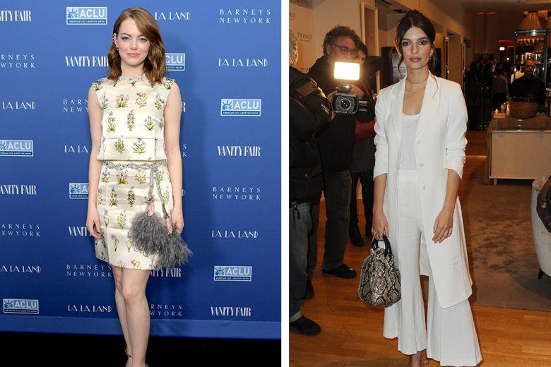 Le star best dressed: da Emma Stone a Emily Ratajkowski
