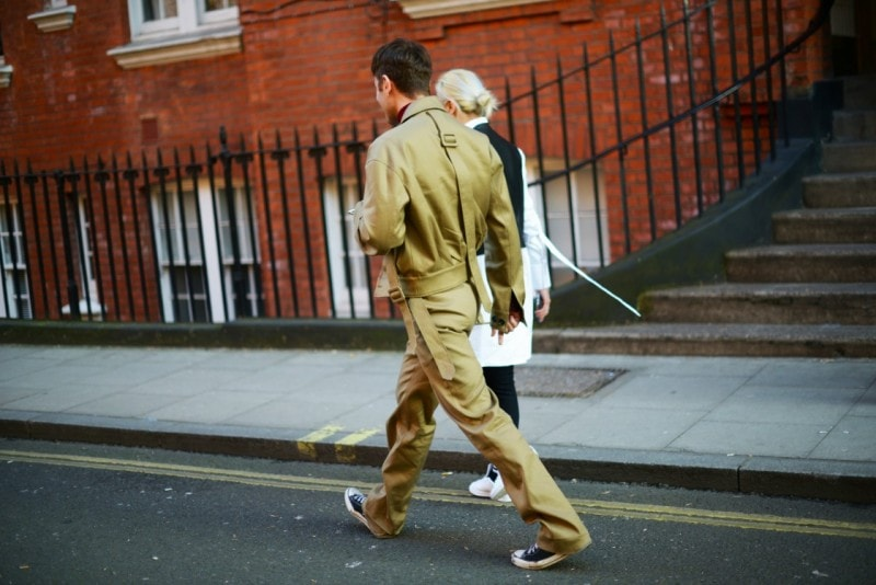 london street style 17 completo maschile