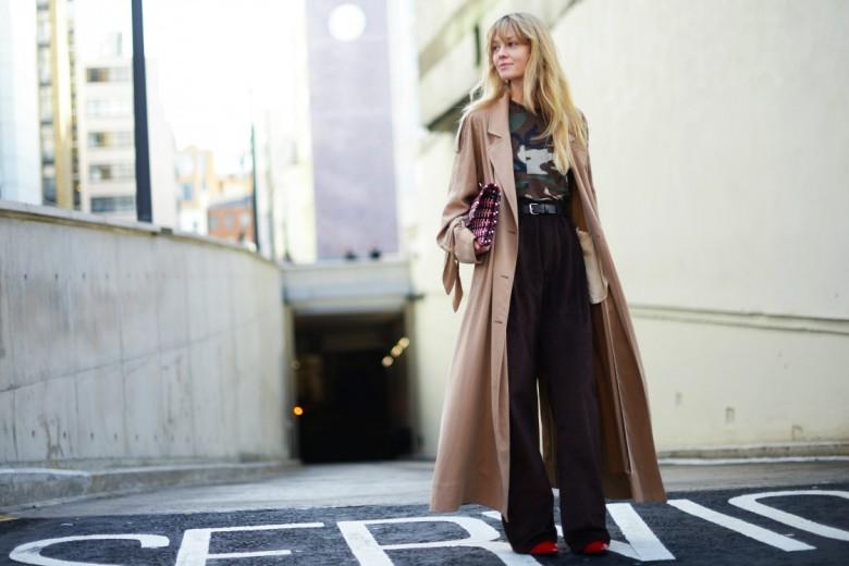 Street style: le foto della London Fashion Week