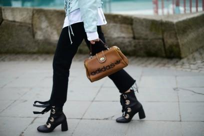 londra street style 17 borsa adidas