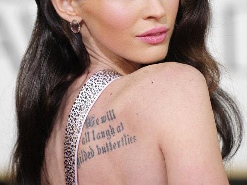 I Tatuaggi Con Le Scritte Più Belli Da Copiare Alle