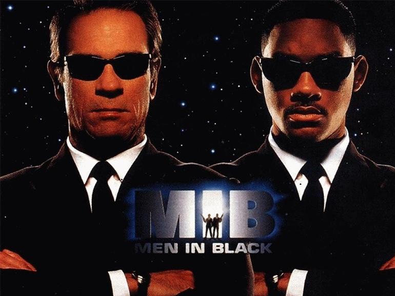 men in black film