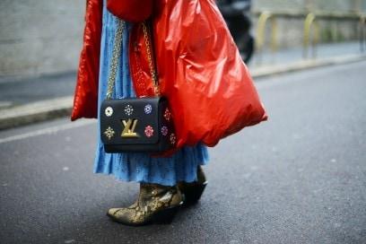 milano street style 17 borsa louis vuitton