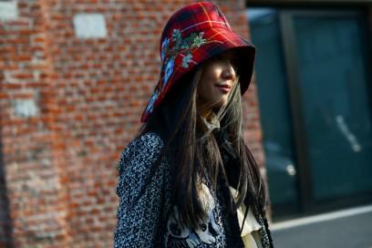 milano street style 17 cappello bucket
