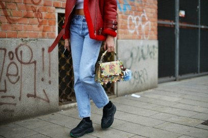 milano street style 17 giacca rossa