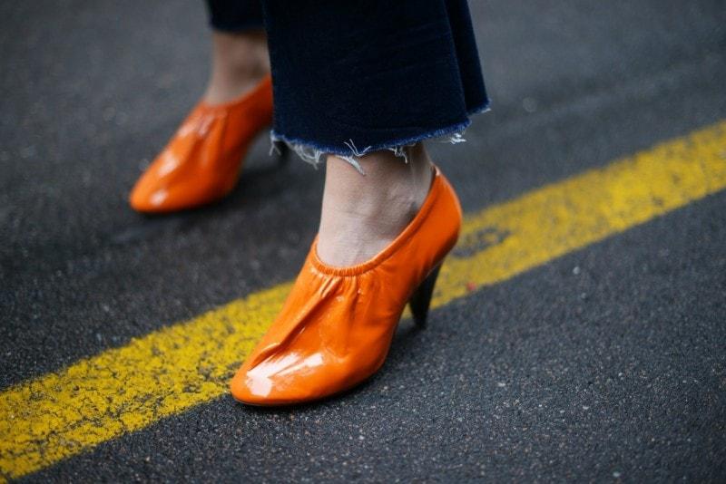 milano street style 17 vernice scarpe