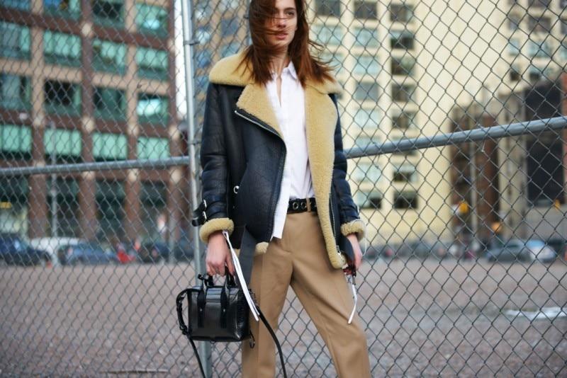new york street style 17 aviator jacket