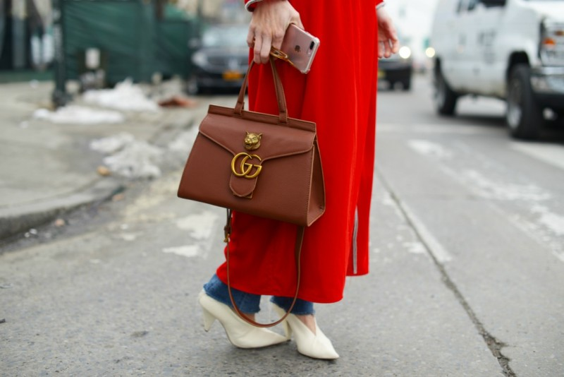 new york street style 17 borsa gucci