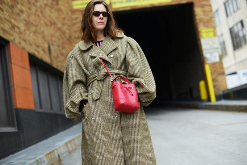 new york street style 17 cappotto simone rocha