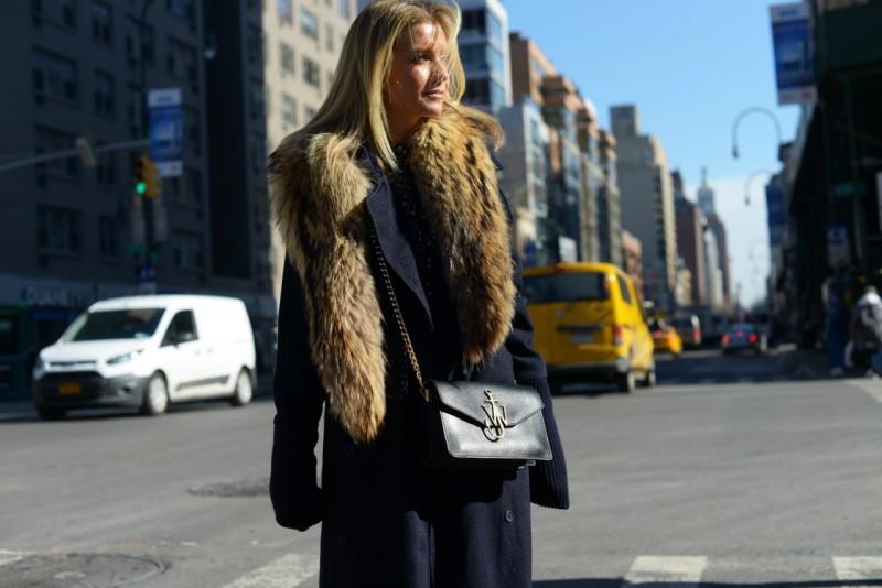 new york street style 17 collo pelo