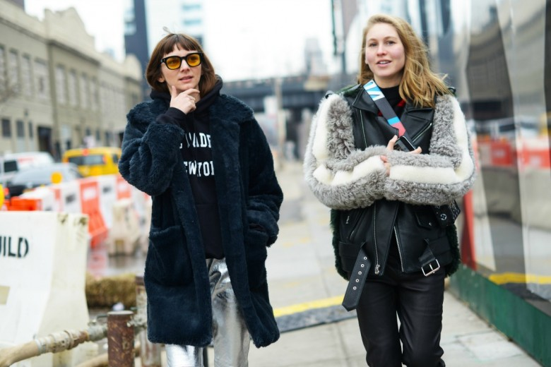 Street Style: le foto della New York Fashion Week