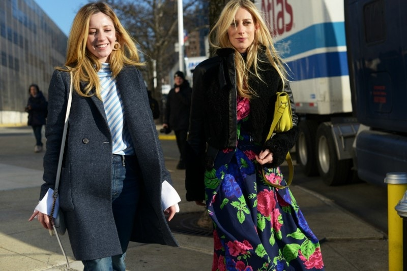 new york street style 17 ragazze