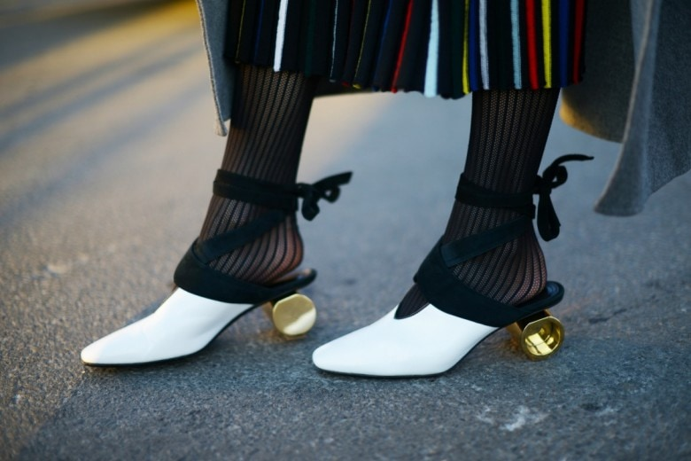 Street style 2017: le scarpe di tendenza