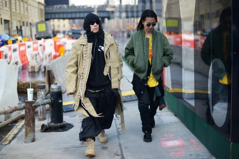 new york street style 17 uomini