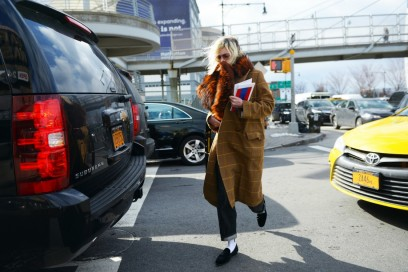 newyork street style 17 calzini bianchi