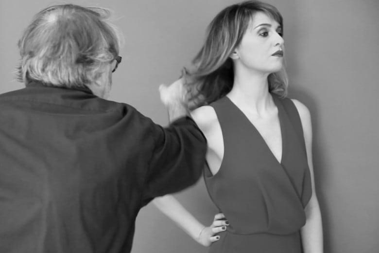 Paola Cortellesi su Grazia: il backstage dello shooting