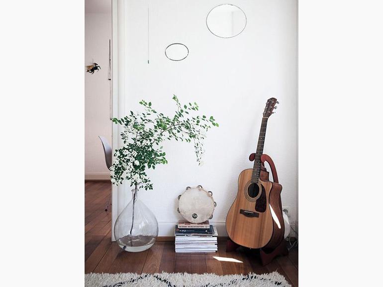 stanza musica