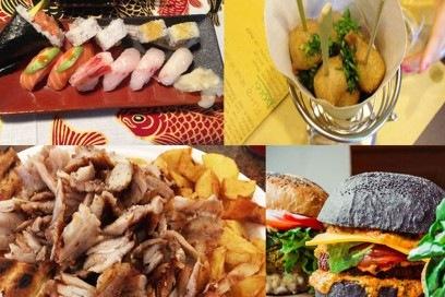 I dieci migliori street food a Milano