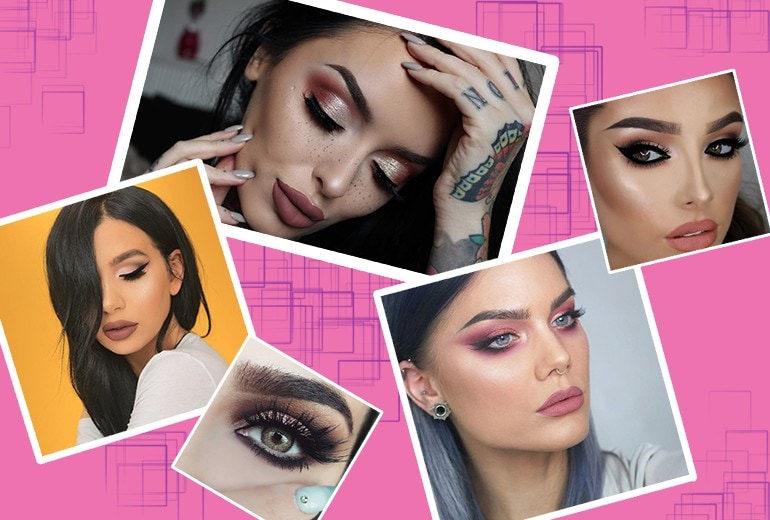 Trucco occhi rosa: la tendenza candy da Instagram per uno sguardo intenso