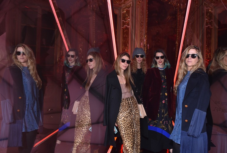 Valentino: un party a Milano per il lancio degli occhiali con Luxottica